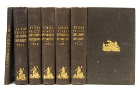 Voyages.- Wilkes (Charles) Narrative of the United States Exploring Expedition During the Years …