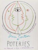 Jean Cocteau (1889-1963) Poteries