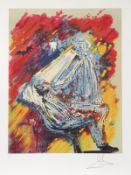 Salvador Dali (1904-1989) La Lumière de la guérison (M & L 1575g; Field 80-4)