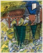 Raoul Dufy (1877-1953) after. The Hay Harvest