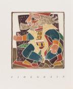 Andre Derain (1880-1954) Rabelais (François) Les Horribles et Espovantables Faictz et Prouesses du …