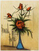 Bernard Buffet (1928-1999) Fleurs