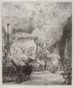 Rembrandt van Rijn (1606-1669) The Death of the Virgin