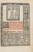 Natalibus (Petrus de, Bishop of Equilio) Catalogus sanctorum et gestorum eorum ex diversis …