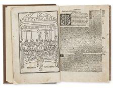 Plautus (Titus Maccius) Comoediae XX, Venice, Lazzaro Soardi, 1511.