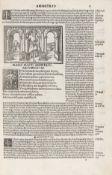 Plautus (Titus Maccius) Comoediae vigi[n]ti, [Venice], [Melchiorre Sessa & Pietro Ravani], [12 …