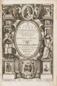 Cicero (Marcus Tullius) Opera, edited by Paulus Manutius, 10 vol. in 4, Venice, Aldus, 1583.