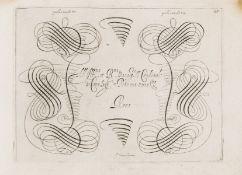 Calligraphy.- Scalzini (Marcello) [?Il secretario di Marcello Scalzini detto il Camerino della …