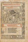 Bartholomaeus de Pisa. [Liber Conformitatum vitae beati Francisci.] Opus. Auree & inexplicabilis & …