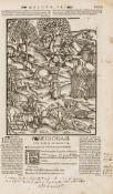 Virgilius Maro (Publius) Opera Virgiliana cum decem commentis, [Lyon], [Jean Crespin], 1529.