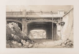 Bourne (John C.) Drawings of the London and Birmingham Railway, first edition, lithographed …