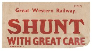 Great Western Railway.- A large collection of ephemera, 10 albums, 1850-1960