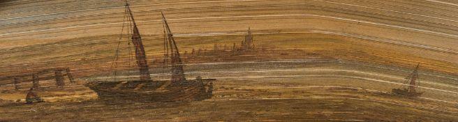 Fore-edge painting.- Bunyan (John) The Pilgrim's Progress, 1840.