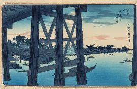 Japan.- Noguchi (Yone) Hiroshige, limited edition, 1934; and others by the same (4)