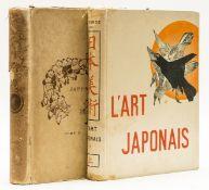 Japan.- Gonse (Louis) L'Art Japonais, 2 vol., first edition, Paris, 1883.