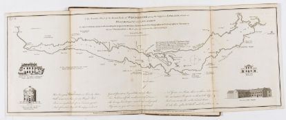 Lake District.- Crosthwaite (Peter) [Six maps of the Lake District], [1780-90s].