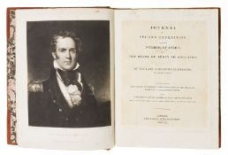 Africa.- Clapperton (R.H.) Journal of a Second Expedition into the Interior of Africa, first …