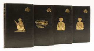 """Africa.- Burton (Sir Richard Francis) First Footsteps in East Africa, 2 vol., the """"Memorial …"""
