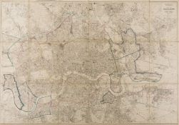 London.- Kelly's Directories Ltd (High Holborn publisher) Metropolitan Conference. Map of …