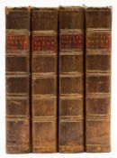 Temple (Sir William) The Works, 4 vol., 1770.