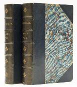 Africa.- Baker (Sir Samuel White) Ismailia, 2 vol., first edition, 1874.