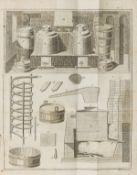Westbury copy.- Parmentier (Antoine) L'Art de Faire les Eaux-de-Vie, d'Après la Doctrine de …