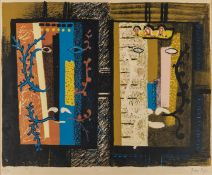 John Piper (1903-1992) Foliate Heads II (Levinson 84)