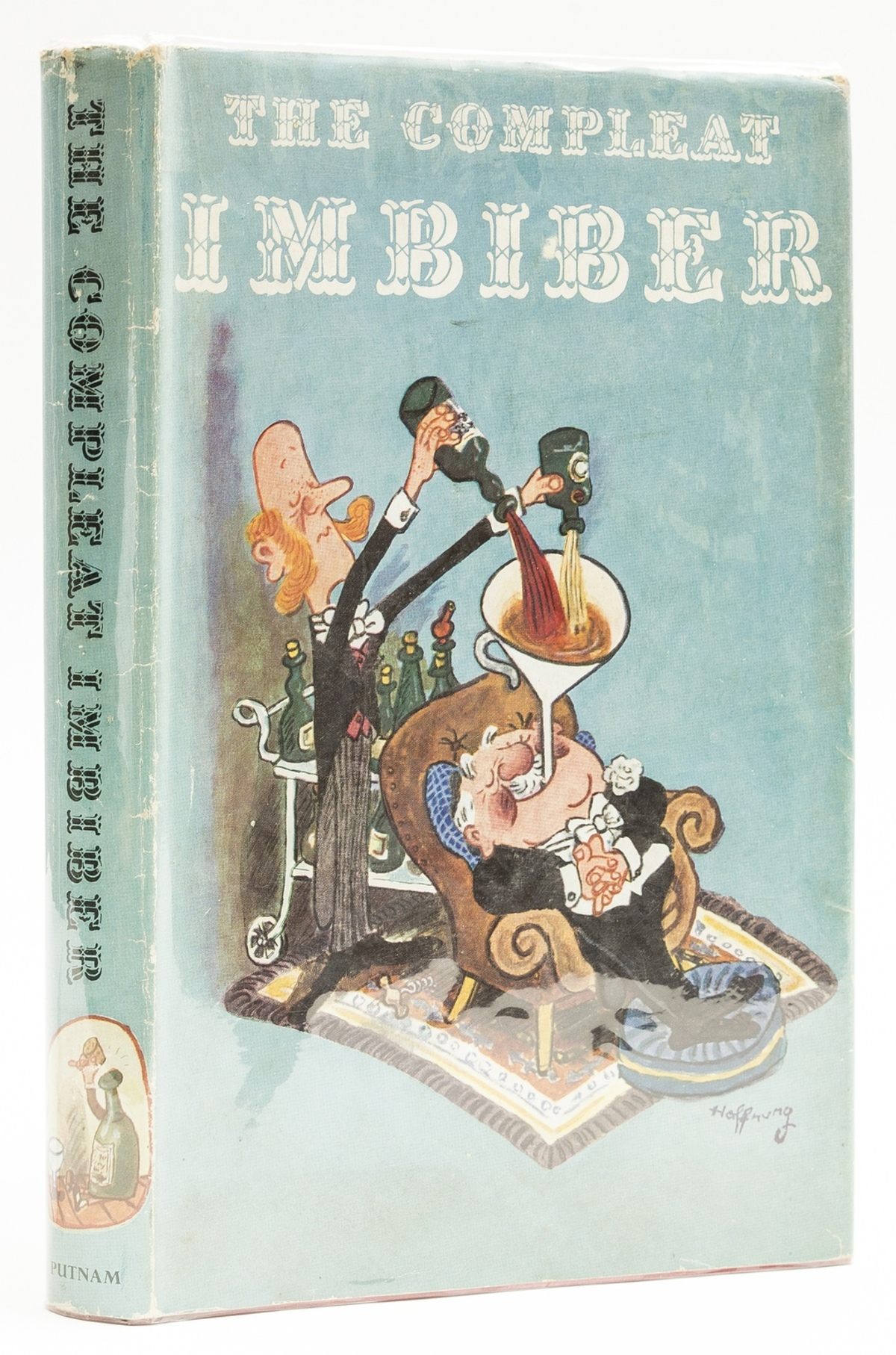 Food & mostly drink.- Ray (Cyril, editor) The Compleat Imbiber, 12 numbers and the New Compleat …