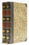 Bristol.- Corry (John) The History of Bristol, 2 vol., contemporary half calf, spines gilt, …