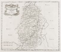 British Isles.- A large collection of over 140 maps of England and Wales, 19th century (c. 140).