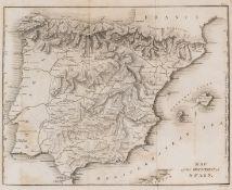 Spain.- Laborde (Alexandre de) A View of Spain; comprising a descriptive itinerary of each …