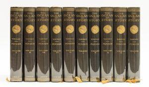 India.- Penzer (Norman M.) The Ocean of Story, being C.H. Tawney's translation of Somadeva's Katha …