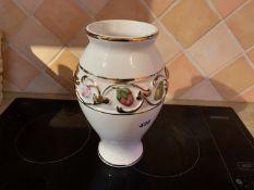 Vase marked BB604