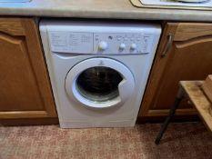 Indesit washing machine - buyer to uninstall