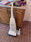 Panasonic vacuum cleaner & Morphy Richards iron