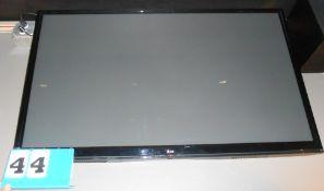 "LG 50"" Flat Screen TV w/Wall Mount"
