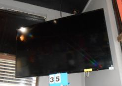 "Samsung 50"" Flat Screen TV w/Wall Mount"