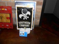 Southern Comfort Cornhole Game