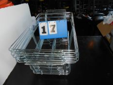 Lot: Chafing Frames