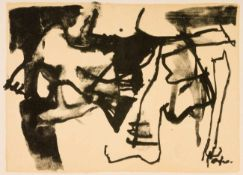 AFRO (1912-1976), Composition, Lithography, signed, 16 x 22 cmAFRO (1912-1976)