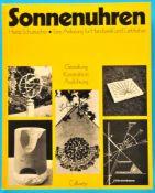 Heinz Schumacher, Sonnenuhren, Eine Anleitung für Handwerk und Liebhaber, 1973<