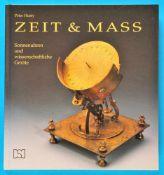 Peter Husty, Zeit & Maas, Sonnenuhren und wissenschaftliche Geräte, Katalog zur 177.
