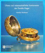 Günther Oestmann, Uhren und wissenschaftliche Instrument der Familie Hager, Städtisches Museum