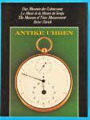 Beyer, Antike Uhren – Das Museum der Zeitmessung, 1990<b