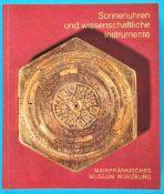 Mainfränkisches Museum Würzburg, Sonnenuhren und wissenschaftliche Instrumente, Katalog von 1997<b