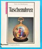 Fritz von Osterhausen, Taschenuhren, mit aktuellen Marktpreisen, 1995, 172 Seiten mit vielen s/w-