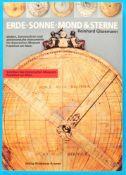 Reinhard Glasemann, Erde, Sonne, Mond & Sterne, Globen, Sonnenuhren und astronomische Instrumente im