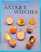 T. P. Camerer Cuss, Antique Watches, 1976, 332 Seiten mit vielen s/w- und Farbabbildungen