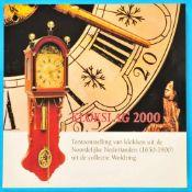 Klokslag 2000, Tentoonstelling van klokken uit de Noordelijke Nederlanden (1650-1900) uit de