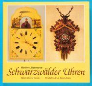 Herbert Jüttemann, Schwarzwälder Uhren, 1991, deutsch, englisch, französisch<br